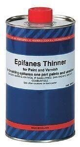 Epifanes Paint And Varnish Thinner